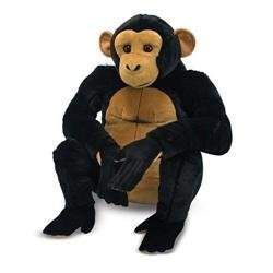 Chimpanzee - 36in Chimpanzee by Melissa and Doug
